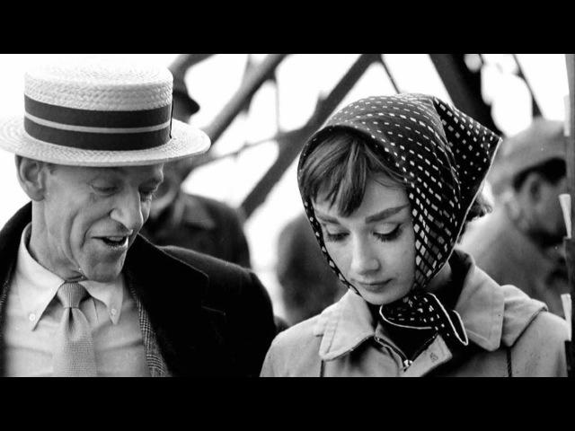 Интервью Одри Хепберн и Фреда Астера для фильма «Забавная мордашка».