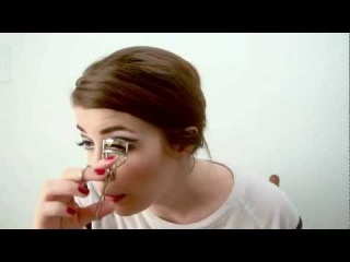 Edie Sedgwick Makeup Look
