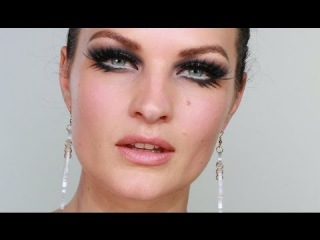 Extreme Sixties - Edie Sedgwick 1960s - Makeup Tutorial