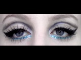 Edie Sedgwick/Twiggy Makeup Tutorial 60's
