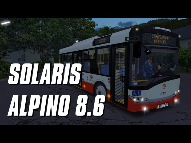 OMSI - Solaris Alpino 8.6