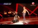 Борис Шипулин и Лена Пуль - Танцуют Все 7 - Второй Прямой Эфир 12.12.2014