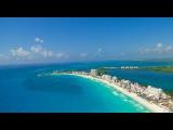 Канкун, Мексика. Лучшие пляжи. Cancun Mexico, Best Beaches