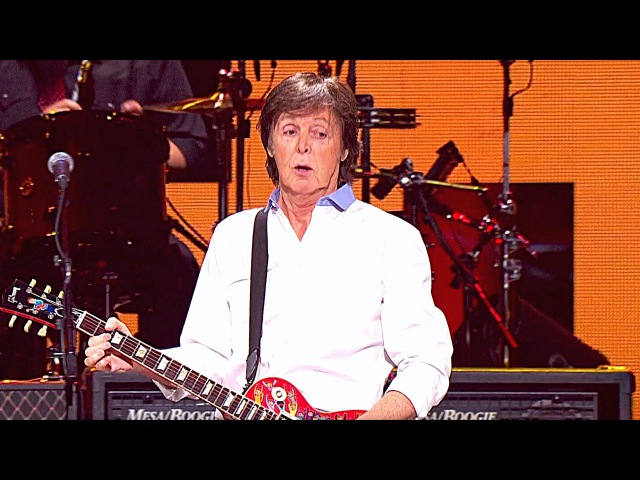 Paul McCartney - Let Me Roll It 2012 Live Video FULL HD