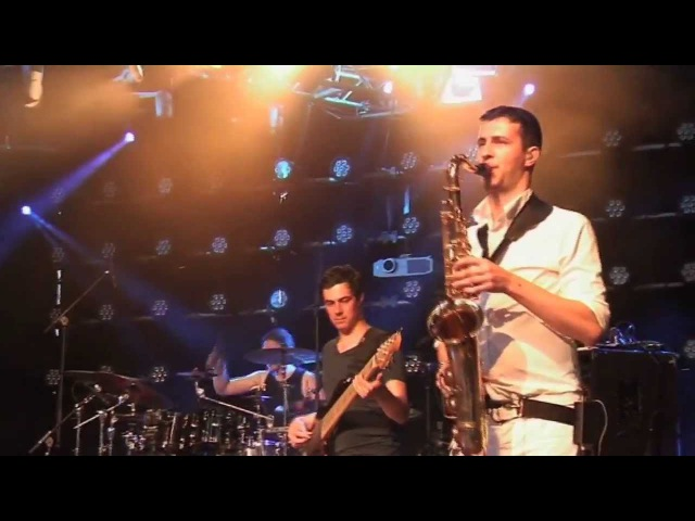 Panzerballett - Take Five Live at Theatron Munich 2013