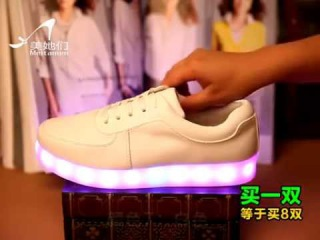 LED Luminous Shoes Sneakers