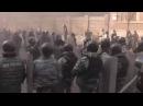 Зачистка Інститутської Євромайдан 18 лютого 2014