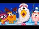 Смешарики 2D - Куда уходит Старый год Мультики про Новый год