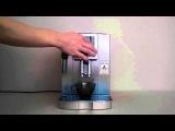 Пошаговое приготовление кофе на кофемашине Delonghi ECAM 23.420