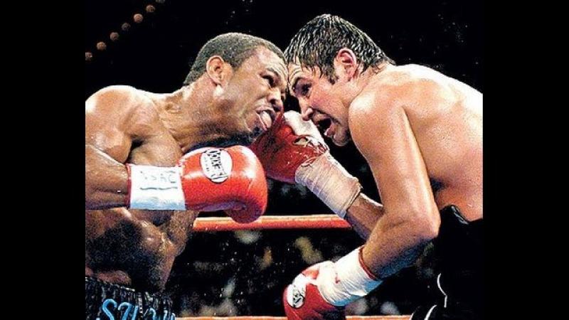 Оскар Де Ла Хойя Шейн Мозли II Oscar De La Hoya vs Shane Mosley II 2003 09
