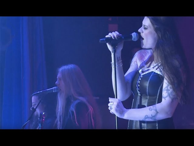 Nightwish - Yours Is An Empty Hope (LIVE)