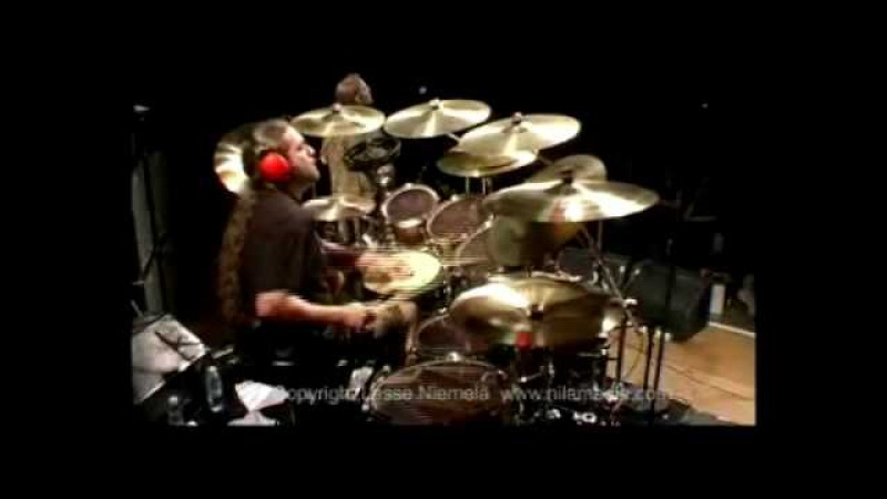 Haake and Lövgren from Meshuggah, clinic (long version)