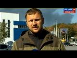 Украина новости. 02.10.14 Удар по Донецку сегодня утром! - репортаж
