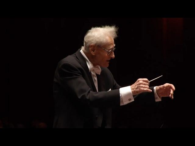 Bruckner 9. Sinfonie ∙ hr-Sinfonieorchester ∙ Stanisław Skrowaczewski