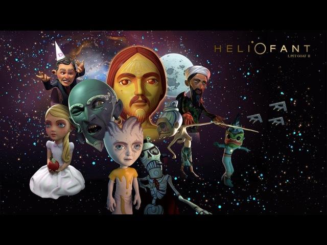 Мультфильм - Пророчество - I Pet Goat 2 by Heliofant