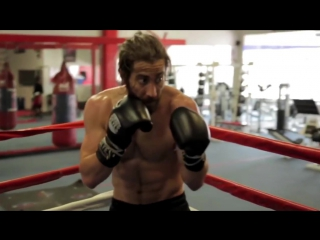 SouthPaw Workout_ Jake Gyllenhaal Workout - Kings Never Die