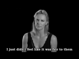 Charlize Theron screen test 2015