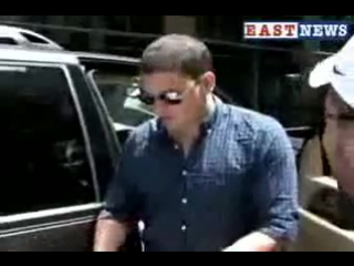 Wentworth Miller leaves NY hotel (July 2009)