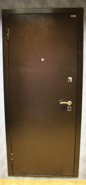 установка металлической двери в ступино