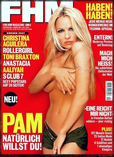 Памела Андерсон - Pamela Anderson
