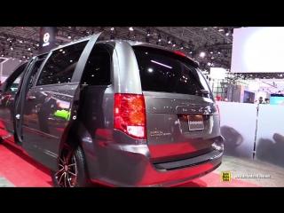 Dodge Grand Caravan Blacktop Package