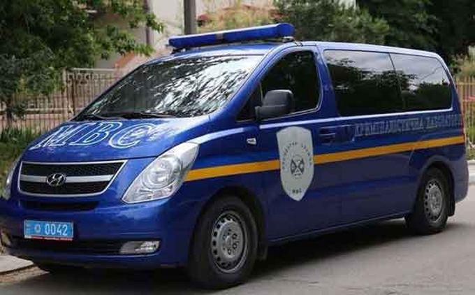 За фактом вибуху на подвір'ї будинку губернатора розпочато кримінальне провадження
