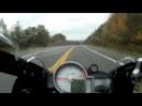 S1000RR (183whp) vs Busa (235whp)