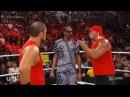 WWE RAW Snoop Dogg Hulk Hogan Returns 2015