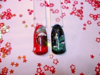 Дизайн ногтей. Готовимся к новому году