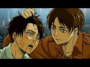 Attack on Titan - Corporal Levi SM Eren with Infinite Combo Cycle