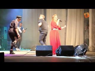 Ирина Дубцова - концерт в Солигорске