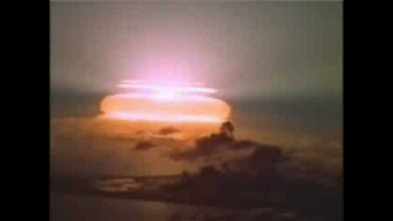 Nuclear Explosion Pachelbel-Canon in D Major