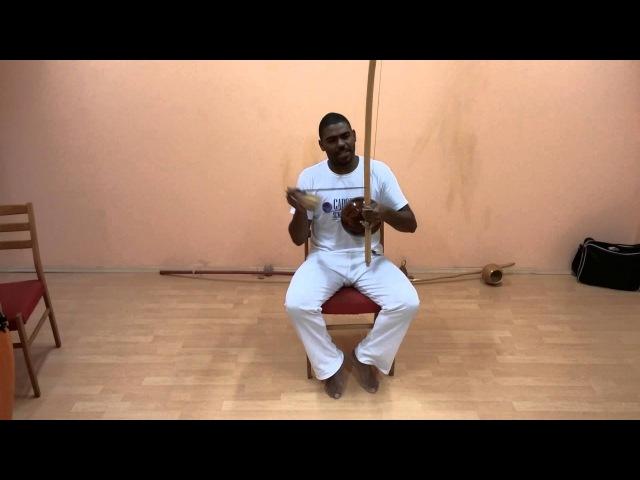Mestre Marcelo - Afro Ritmo zalaegerszeg - Oxossi - Eu vi chover