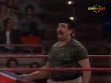 Hulk Hogan vs General Adnan At Stars & Stripes Forever 91