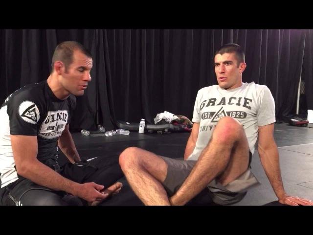 Ryron Gracie vs Josh Barnett (Gracie Breakdown)