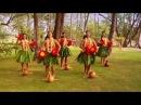 Beautiful Hula Polynesian Dancers