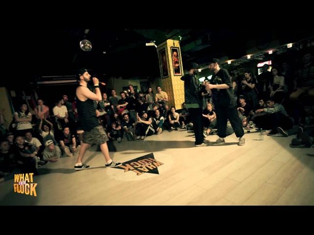 Rash vs Vusal vs Bazz Zombia | Hip Hop 1x1 Final