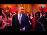 SWEET HOME CHICAGO - Obama, BB King, Buddy Guy, Mick Jagger, Jeff Beck