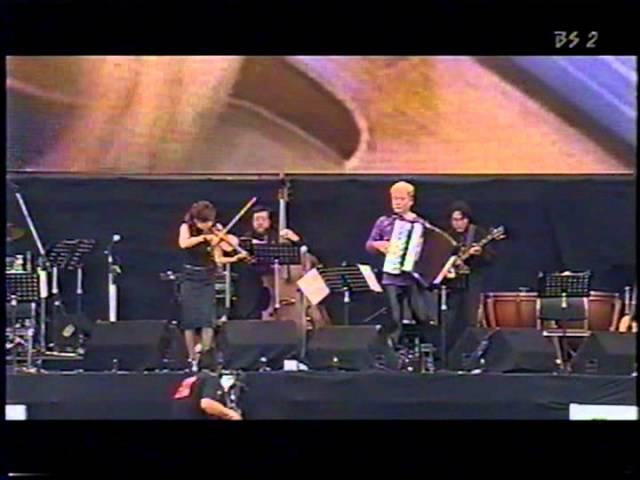 寺井尚子  Libertango リベルタンゴwith Coba 2002