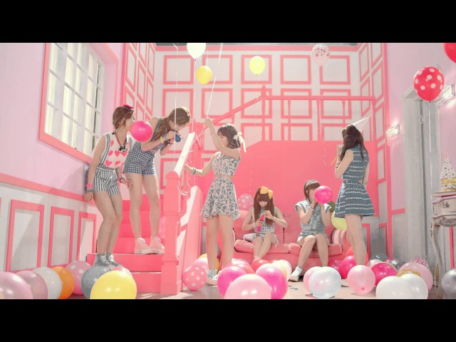 Apink 3rd mini Album [Secret Garden] 'NoNoNo' MV