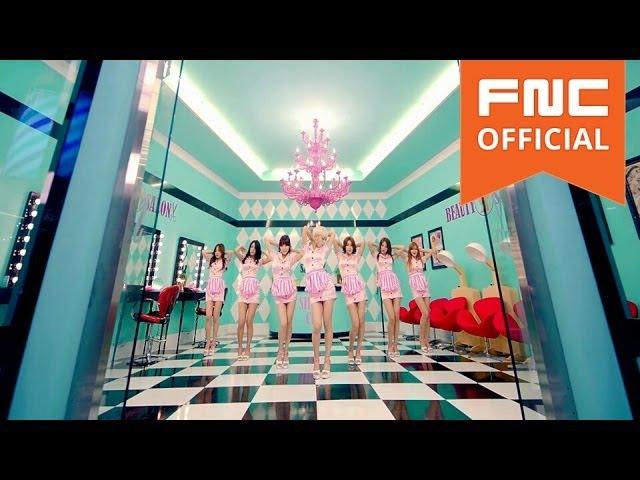 AOA - 단발머리 (Short Hair) MV