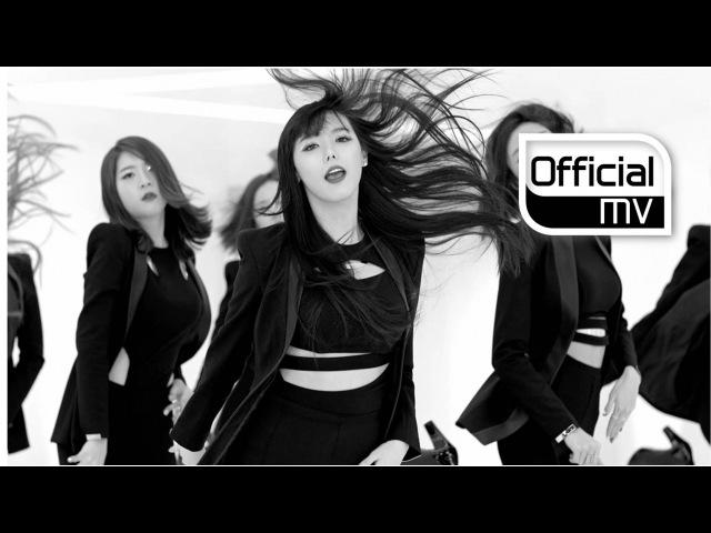 MV Dalshabet 달샤벳 Baby Baby