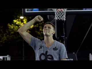Dunk Contest - 3x3 European Championships 2014