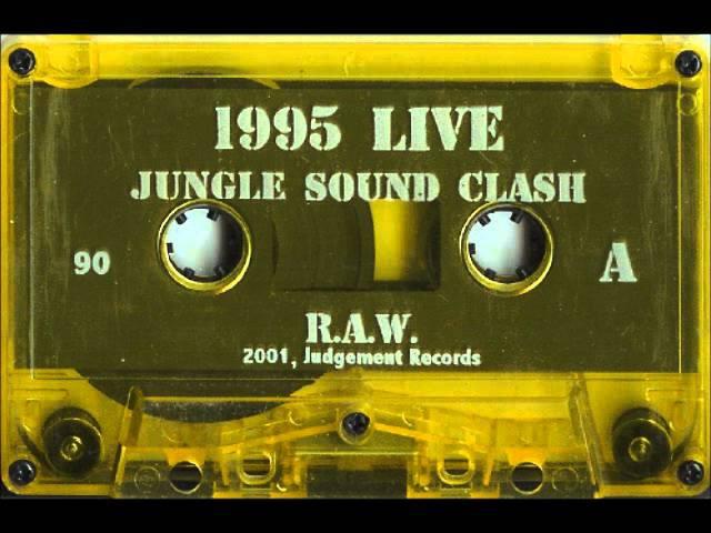 (Ragga Jungle Sound Clash 95) - Side A B (Dj R.A.W.)