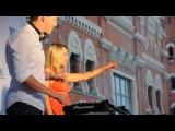 Юля Паго &amp DJ Feel. День города. 10.08.2012. Yoshkar-Ola Йошкар-Ола ES 2012