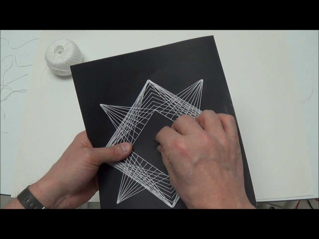 Geometric String Art - Project 107