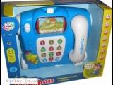 Видео обзор детская игрушка: Умный телефон на колесах (kidtoy.in.ua)