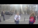 Париж. Лувр. Площадь Пале-Рояль (Paris. Musée du Louvre. Place du Palais Royal)