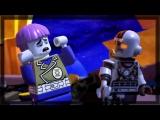 «LEGO супергерои DC: Лига справедливости против Лиги Бизарро» (2015): трейлер