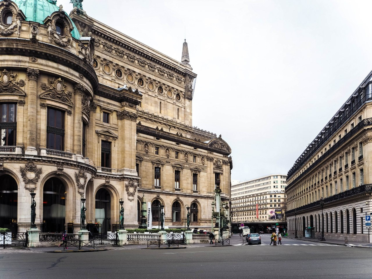 Париж - самый красивый город на земле
